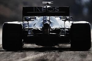 A Mercedes-motor problémája a túlmelegedés volt