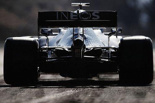 Mercedes: un sensore dell'ibrido ha dato l'allarme motore