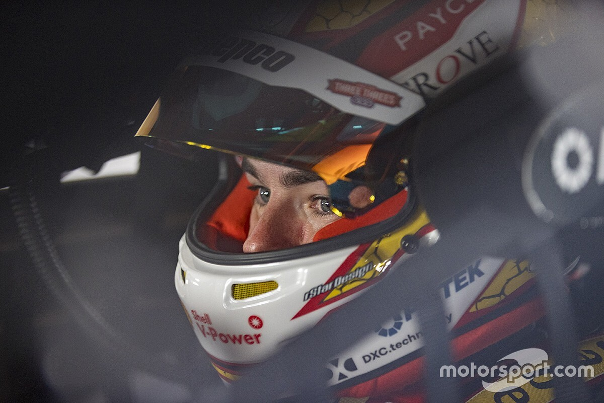 "McLaughlin rues ""silly mistake"" after bungled restart"