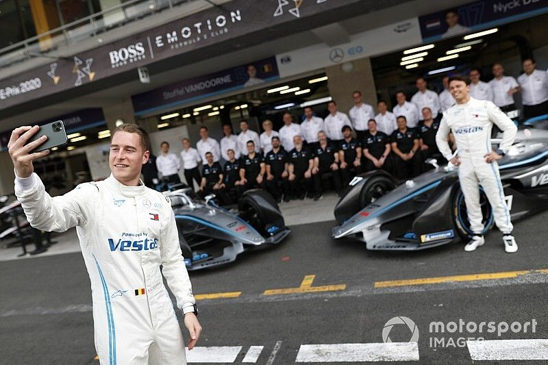 Mercedes Formula E project now helping F1, after 'initial strain'