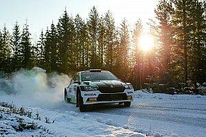 Jelang WRC 2021, Skoda Berikan Upgrade Besar ke Mobil Fabia Rally2 Evo