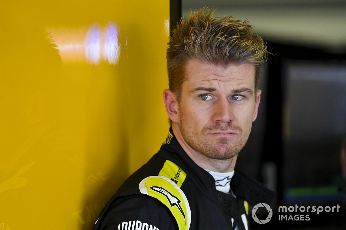 Carpenter ends Hulkenberg IndyCar speculation