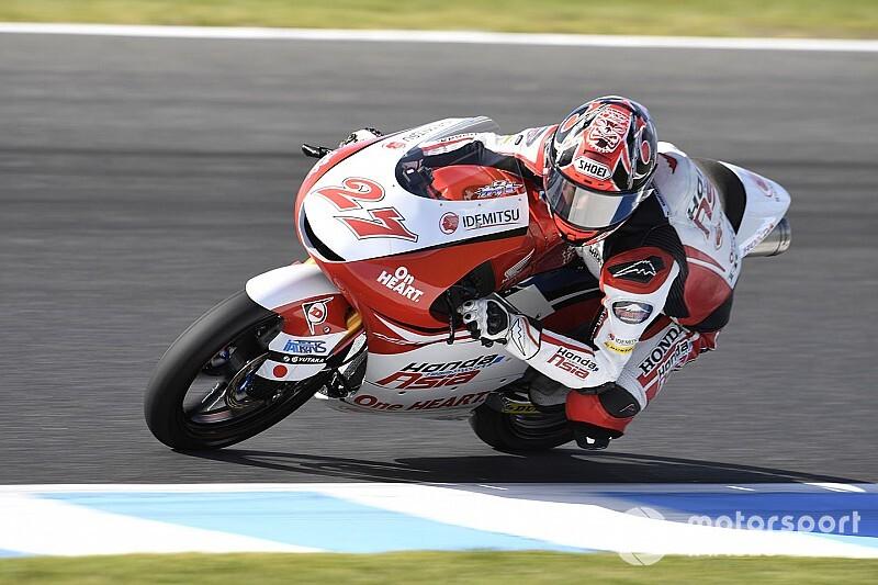Moto3, Sepang, Libere 2: giapponesi all'attacco con Toba