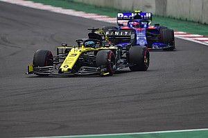 Renault y Toro Rosso se juegan cinco millones en Abu Dhabi