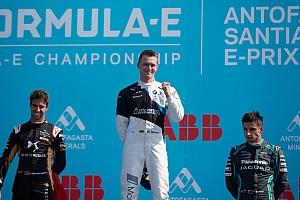 圣地亚哥E-Prix:甘瑟尔最后一圈超过达科斯塔,收获FE首胜