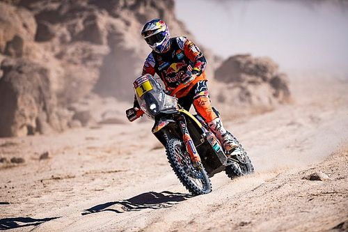 KTM boosted as Dakar revises stage results