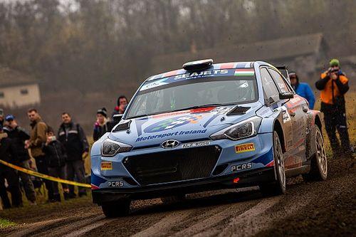 Devine ze wsparciem federacji zaliczy FIA ERC