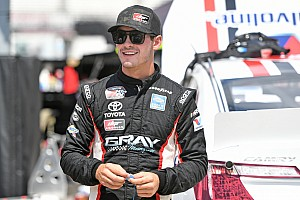 Former NHRA champ Tanner Gray to run Martinsville Truck race