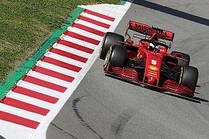 Феттель принес Ferrari лучшее время четверга на тестах, у Хэмилтона сгорел мотор
