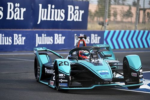 Marrakesh E-Prix: Evans quickest in FP2 from di Grassi