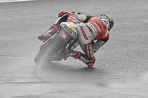 La lluvia arruina el primer test de la pretemporada 2020 de Moto2 y Moto3