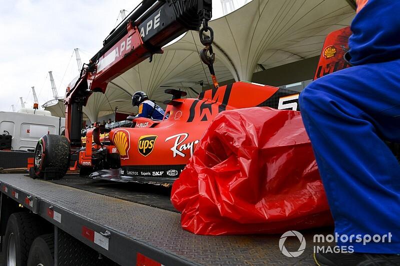 Leclerc maga mögött akarja hagyni az ütközést, de még nem beszélt Vettellel