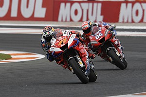 "Dovizioso: ""Same situation"" better for ""up-and-down"" Miller"