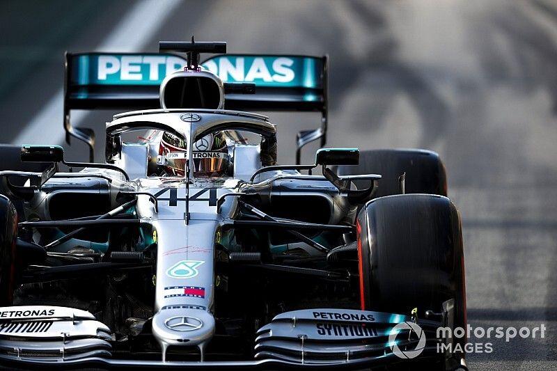 Hamilton pede desculpas a Albon e pode ser punido no GP do Brasil