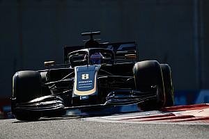 Bottas és Grosjean ütközése a második szabadedzésen (videó) - folyik a vizsgálat...