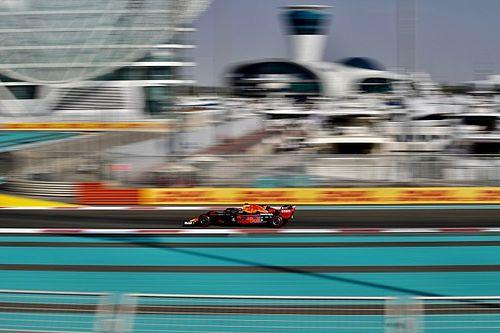 Volledige uitslag derde vrije training GP van Abu Dhabi