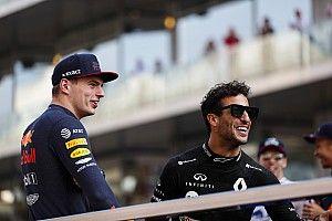 Ricciardo n'exclut pas un retour chez Red Bull