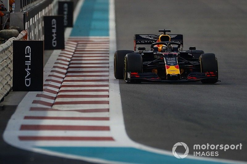 Honda se disculpa con Verstappen por falla en Abu Dhabi