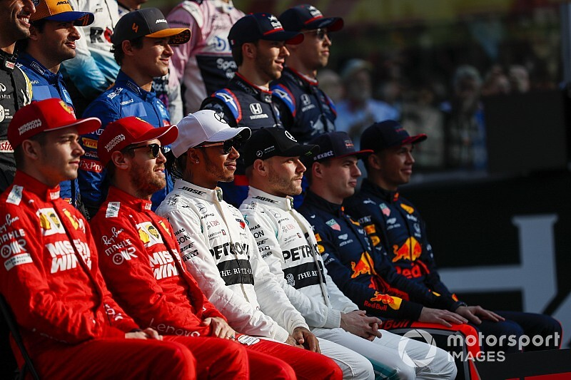 The top 10 Formula 1 drivers of 2019