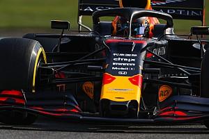 Verstappen Red Bullja feltűnt Zandvoortban