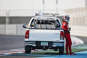 Rengeteg kép az idei utolsó F1-tesztnapról, Abu Dhabiból