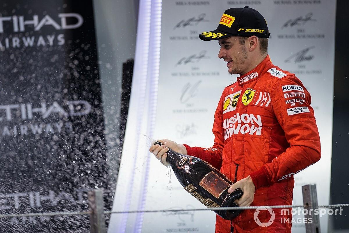 """Vasseur: """"Leclerc bezit eigenschappen van een kampioen"""""""
