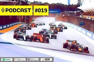 Podcast #019 – O GP de Abu Dhabi e os destaques da temporada 2019 da F1
