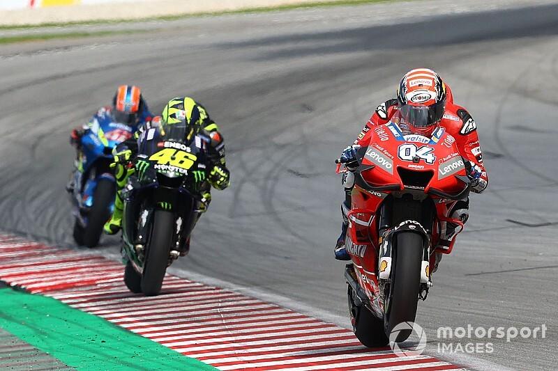 """Dovizioso: """"Il gap di motore tra Ducati e Yamaha è più grande che mai"""""""