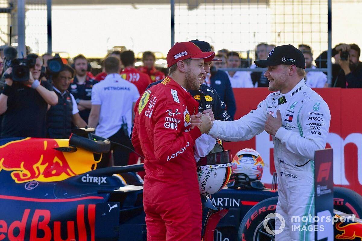 Bottas affirme que Mercedes ne recrutera pas Vettel