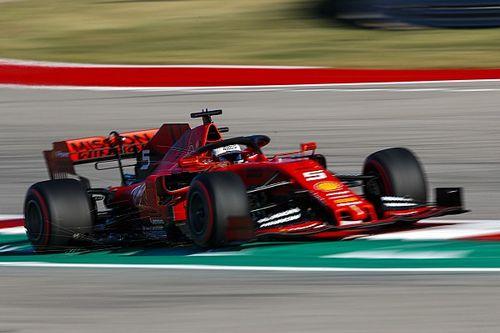 """Vettel: """"Had minder conservatief moeten zijn in Q3"""""""