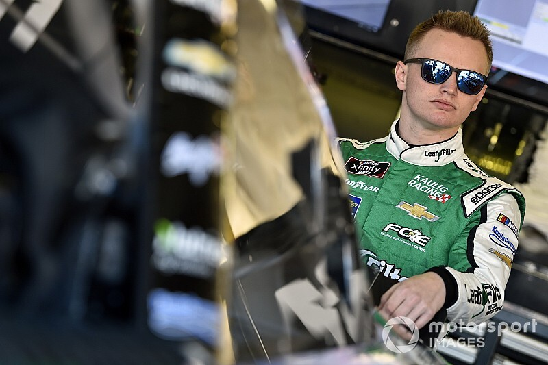 Justin Haley to try for two consecutive Cup wins at Daytona