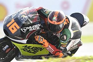 Moto3, Valencia: splendida pole di Migno, Dalla Porta settimo