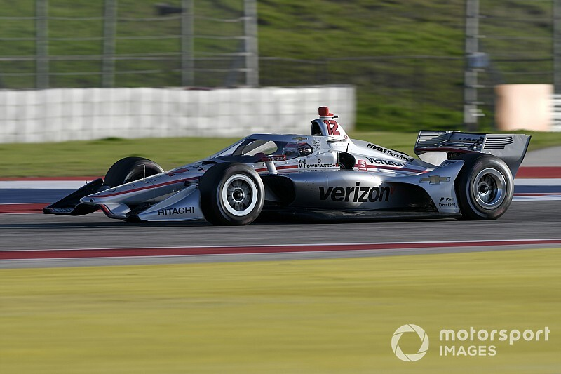 Power snelste tijdens IndyCar-test, Van Kalmthout achttiende