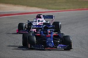 "Racing Point: ""Justice prevailed"" with Kvyat penalty"