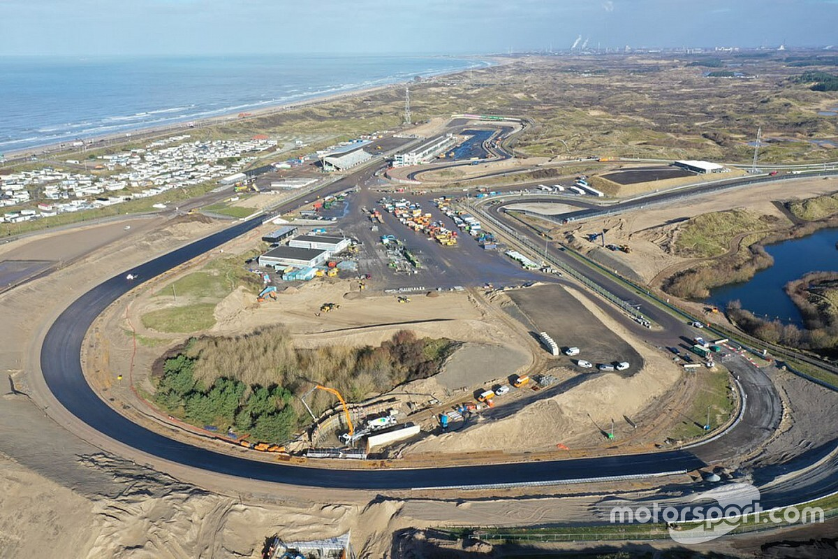 Red Bull's Dutch GP beach plan facing environmentalist anger