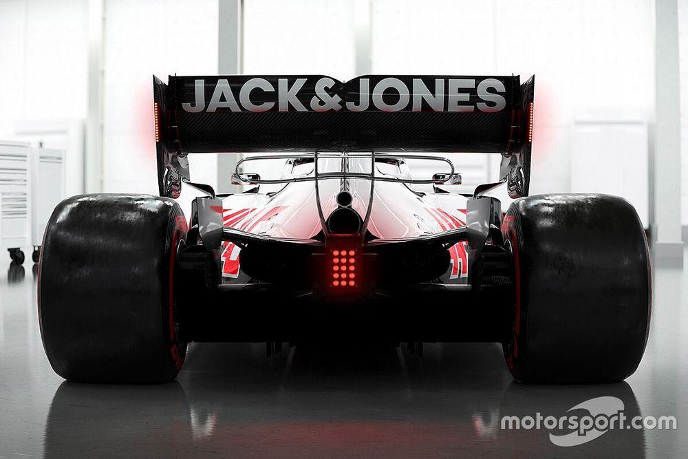 Cinq points clés décelés sur le design de la Haas VF-20
