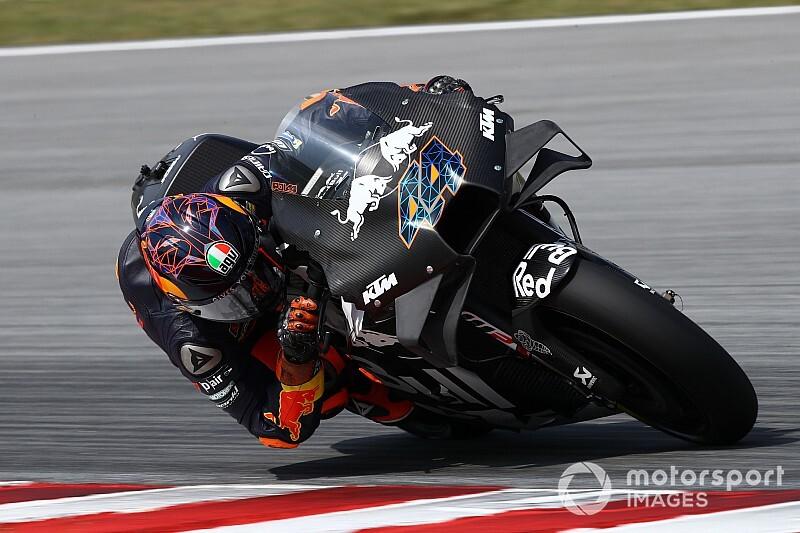"""Espargaró : """"Tout est positif"""" avec la nouvelle KTM"""