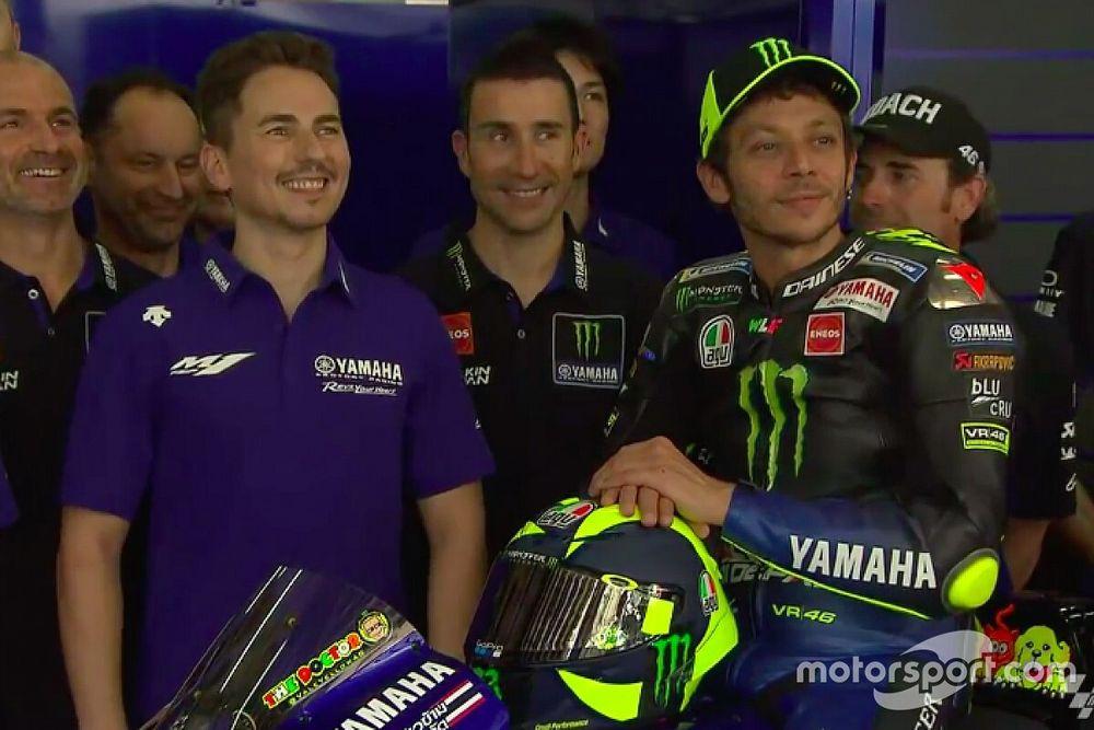 """Lorenzo ya no descarta el retorno: """"Con la Yamaha vuelvo a ser feliz"""""""
