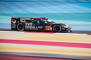 Bahrain WEC: Senna, Rebellion lead second practice