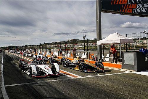 Vidéo - Le plateau 2019-20 de Formule E