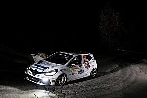 Clio R3T Alps : Ismaël Vuistiner à l'aise sur son terrain
