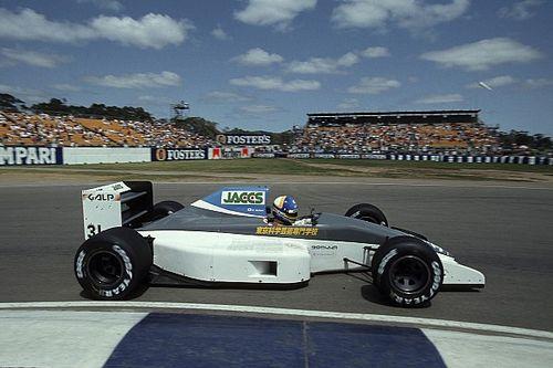 """エントリー台数34の""""戦国時代""""……1991年のF1を彩った無得点チームたち:後編"""