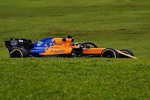 Sainz egy teljesen új motort kaphat a Brazil Nagydíjra