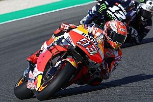 Márquez prépare la course, mais aussi 2020