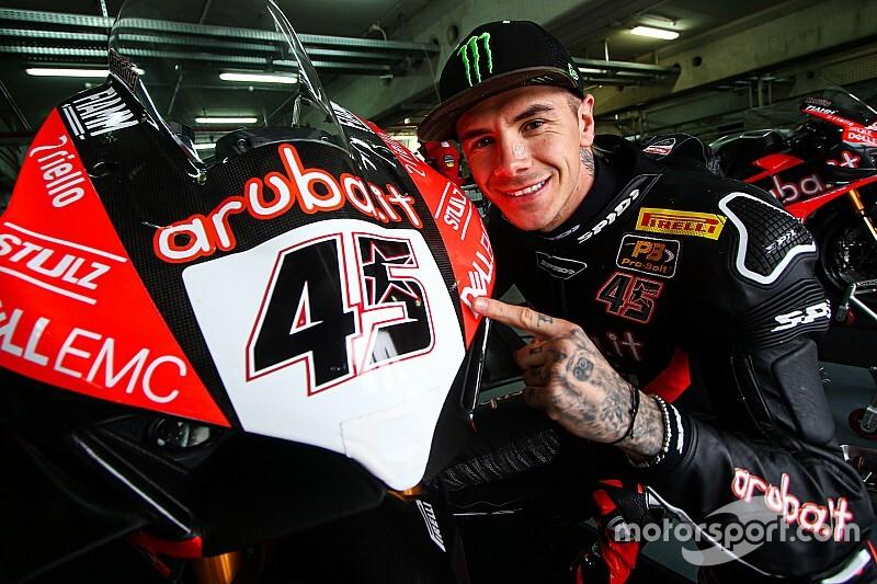 Redding no quiere ayudas electrónicas en la Ducati del WorldSBK