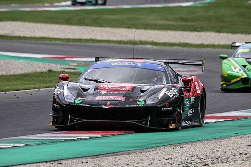 Udany debiut Basza w Ferrari