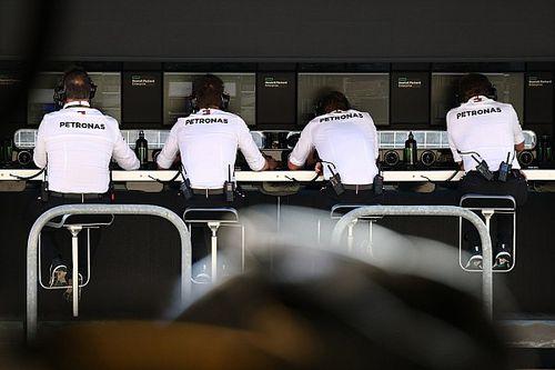 De positieve punten die Mercedes ziet na de nederlaag in Austin