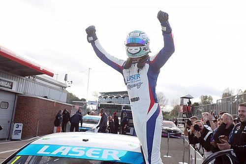 Brands Hatch BTCC: Sutton crowned champion as Cook wins again