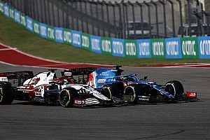 The code of conduct debate prompted by the Alonso/Raikkonen marginal call
