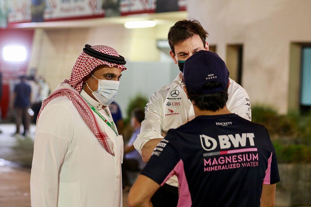 Droits de l'Homme: le promoteur du GP d'Arabie saoudite a parlé aux pilotes